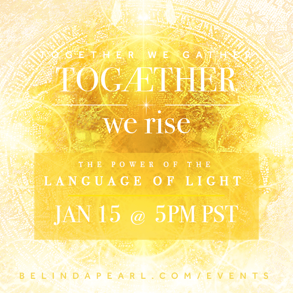 Together - The Power of the Language of Light