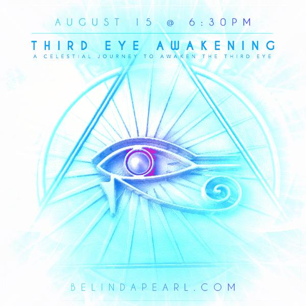 Third Eye Awakening - An Evolutionary Chakra Journey into the Third Eye Chakra