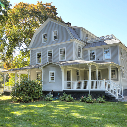 Daniel Hubbard House - Guilford, CT
