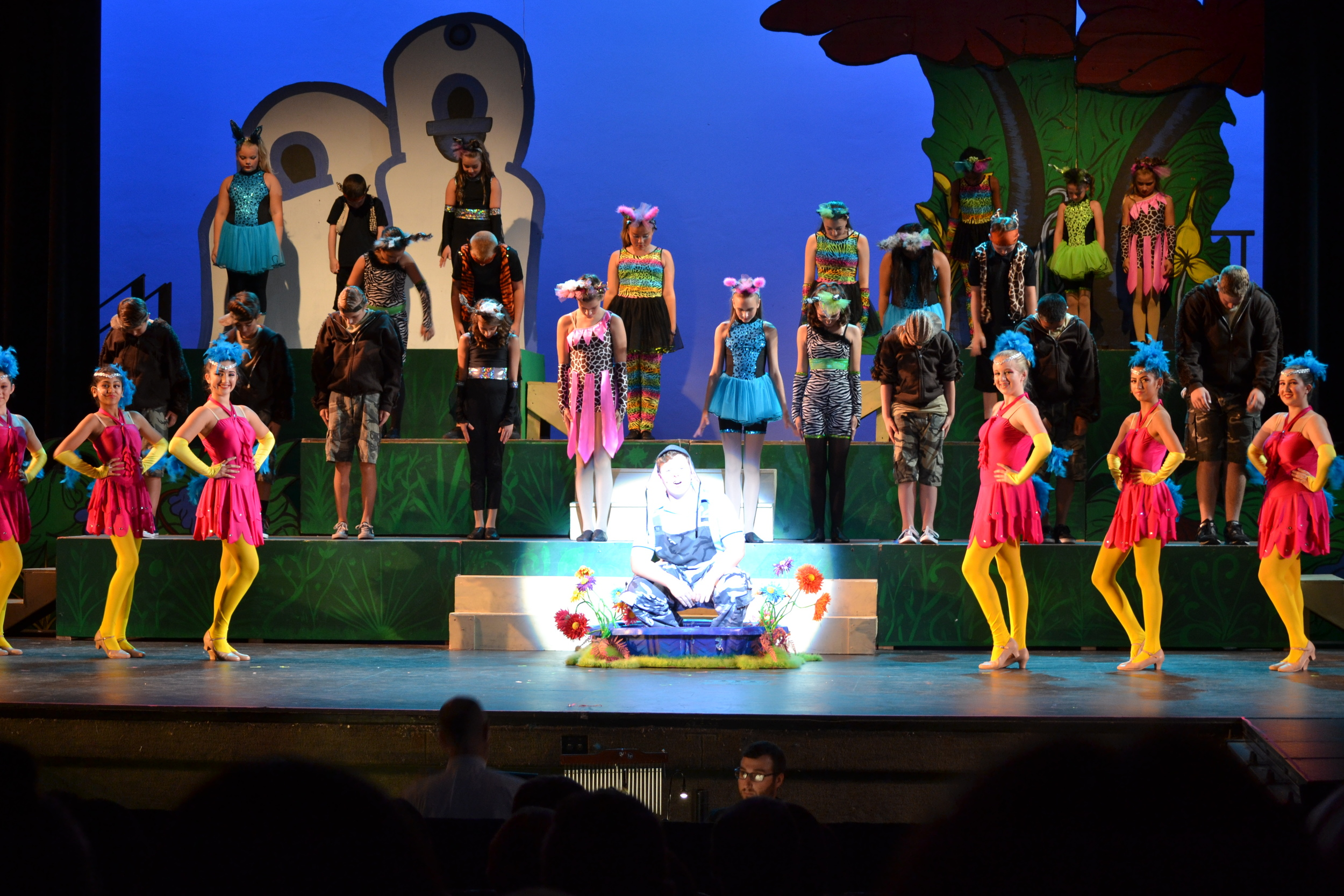 Seussical (Schaumburg on Stage 2016)