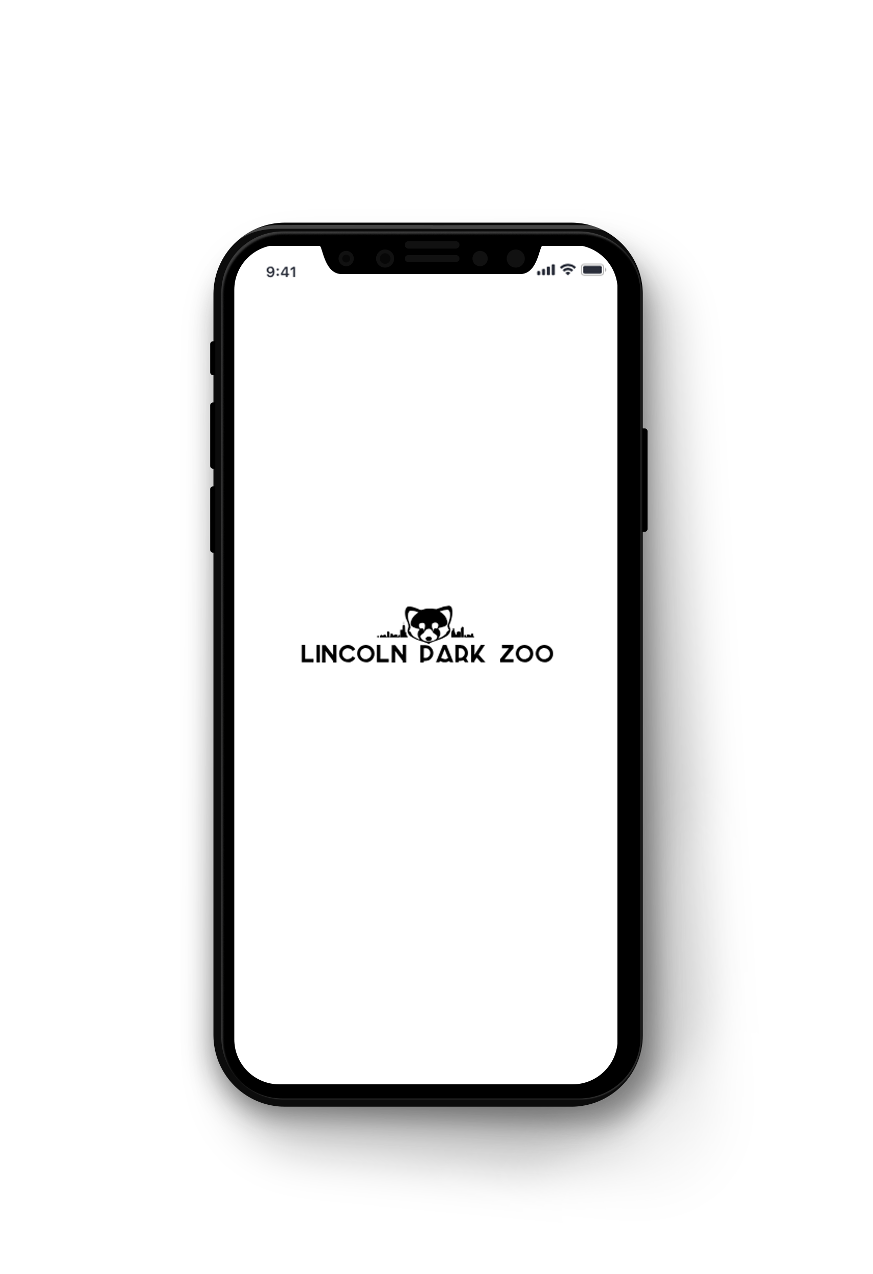 Lincoln Park Zoo Mobile - A zoo experience Redesigned.