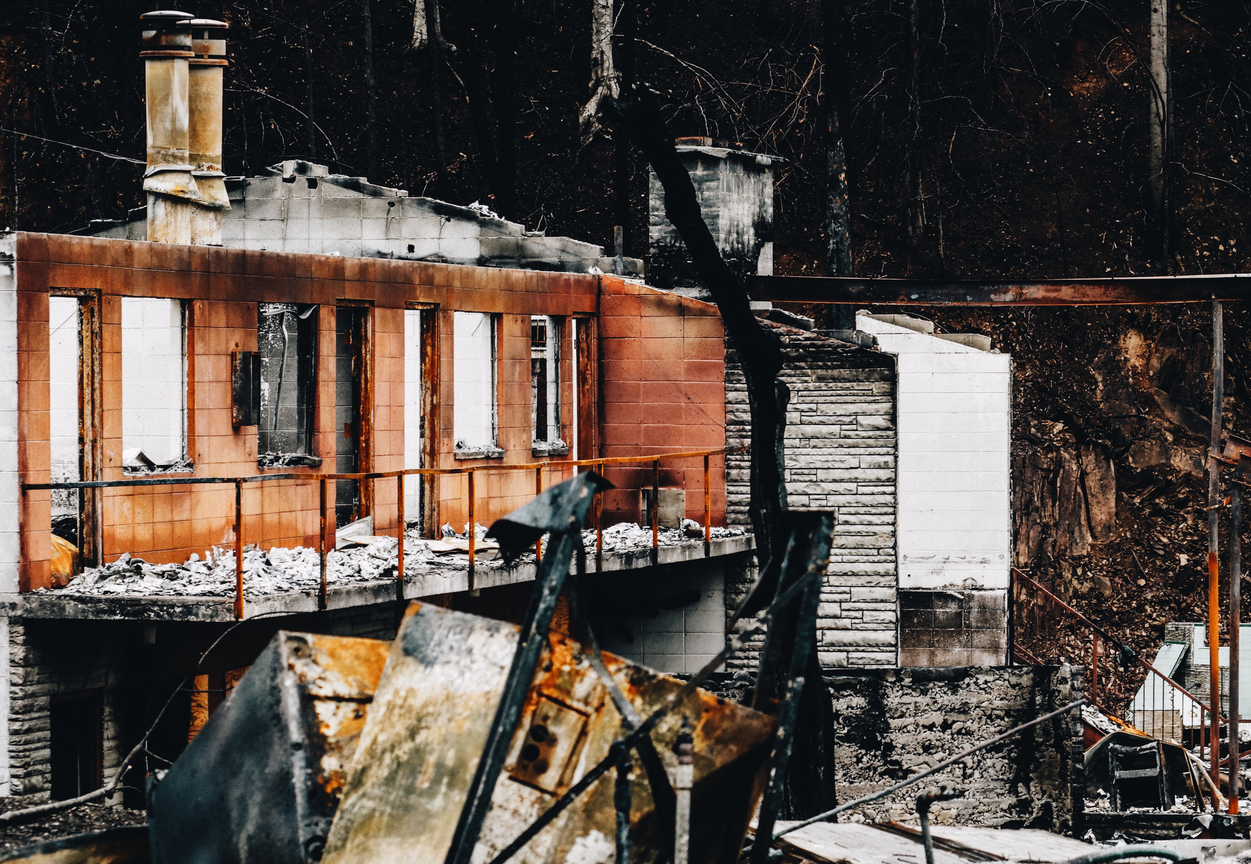 gatlinburg aftermath