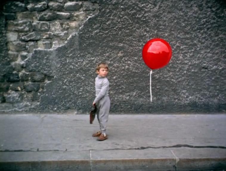 Ballon Rouge Lamorisse