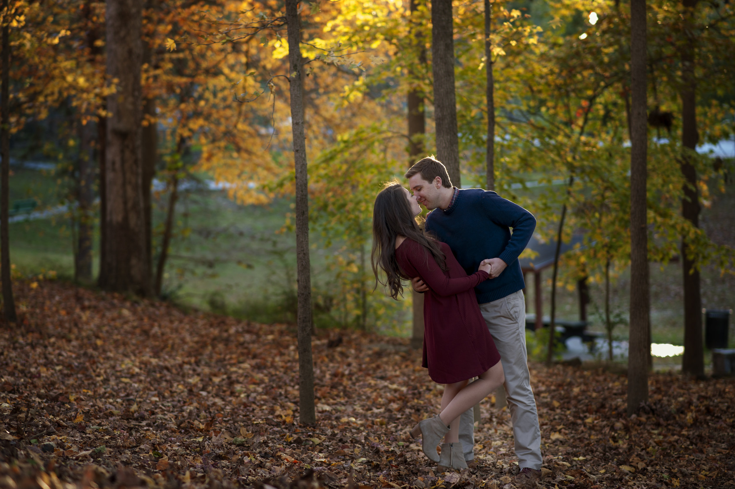 Engagement Photographer Atlanta