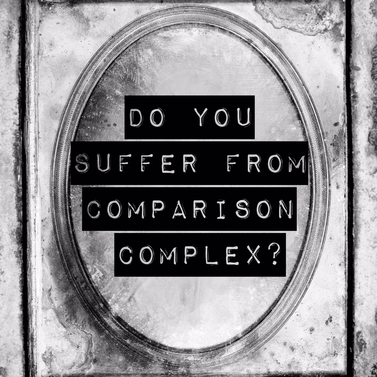 """You might be thinking, """"What is comparison complex."""" Comparison Complex is when we essentially rate ourselves against another person. And 99.99% of the time we rate ourselves """"less than"""" the other person.     """"The second our internal competence scale tips from self-assured to self-doubting is the moment we begin feeling defeat. We start questioning our ability, intelligence, strengths – our entire future. When we feel inadequate, uncomfortable feelings such as anxiety, anger, disappointment, hopelessness, and fear of failure become the norm. The net effect of feeling incompetent is disastrous: we stop trying, learning, growing, and contributing. We start compulsively comparing ourselves to others, and we feel we don't measure up. Our charge in life can feel lost altogether because progress feel daunting, if not impossible.""""  - Brendon Burchard   When I read that section a few months ago in The Charge by Brendon Burchard I thought, """"Oh my gosh that is 100% me….Still."""" I couldn't believe that this was still me!?! I have recovered from Anorexia - that's behind me!! I eat healthy and help people all day long feel better about their bodies! How could this still be me?!   I realized that I  shifted  from comparing my body to other peoples' bodies to comparing areas of my life to others. So that anxiety, feelings of incompetence, not measuring up were  still  all therebecause of my comparison complex. I know I'm not alone here. Does this sound like you? Now that I'm awake and aware I see this happening all over the place. And now with the power of social media we're comparing ourselves to people we don't even know! We're comparing ourselves to celebrities, public figures, people on Instagram, etc. We're comparing without knowing a single thing about what's happening on the other side of the posted picture. Many of us who struggled with an eating disorder or body dysmorphia in the past have never fully gotten over it. And while we are eating better and working out in a kind"""