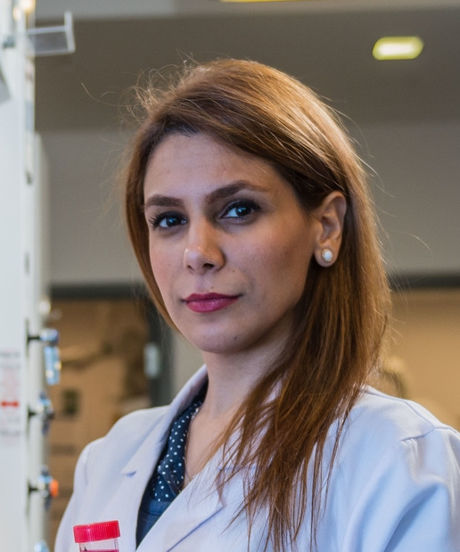 Zeynab Nosrati    Iran PhD Student Faculty of Pharmaceutical Sciences   Zeynab is working on the development of novel radiopharmaceuticals that can target and treat difficult to reach diseases. She is investigating the biodistribution and metabolism of these radoopharmaceuticals in vivo with radioactive imaging using single photon emission computed tomography (SPECT).