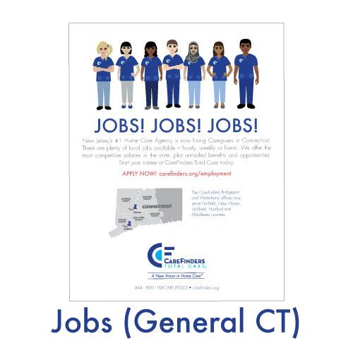 Jobs (General CT)