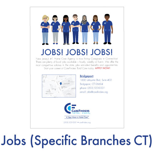 Jobs (Specific Branches CT)