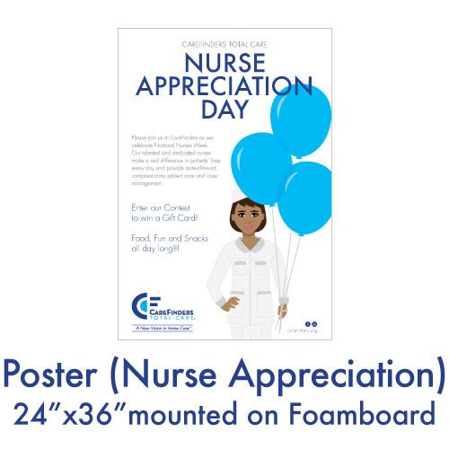 Poster (Nurse Appreciation)