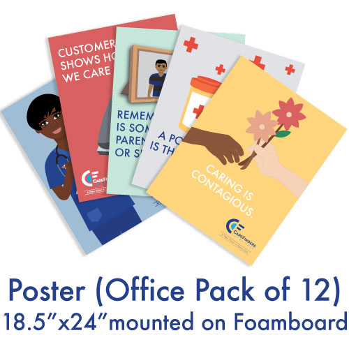 Poster (Office Pack Of 12)