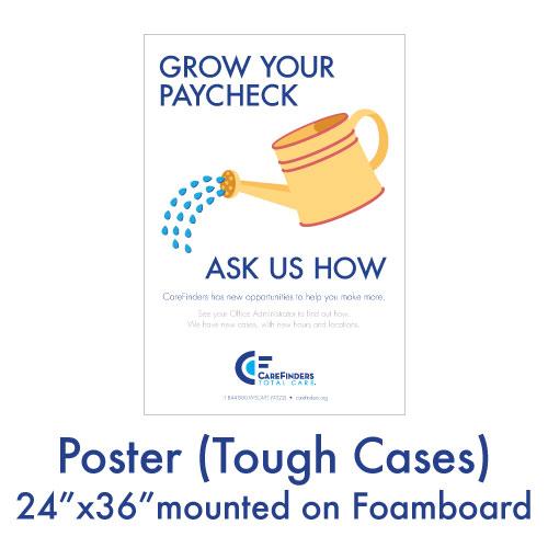 Poster (Tough Cases)