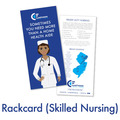 Rackcard (Skilled Nursing)