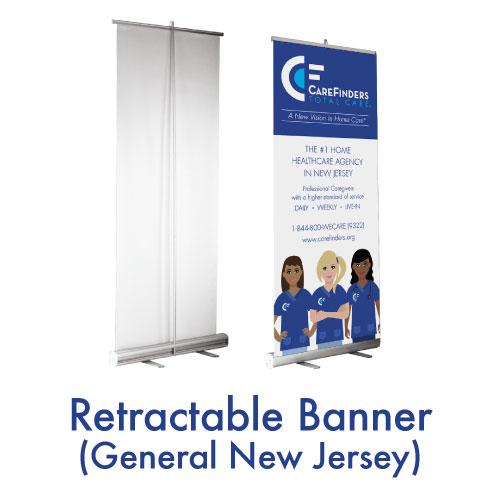 Retractable Banner (General NJ)