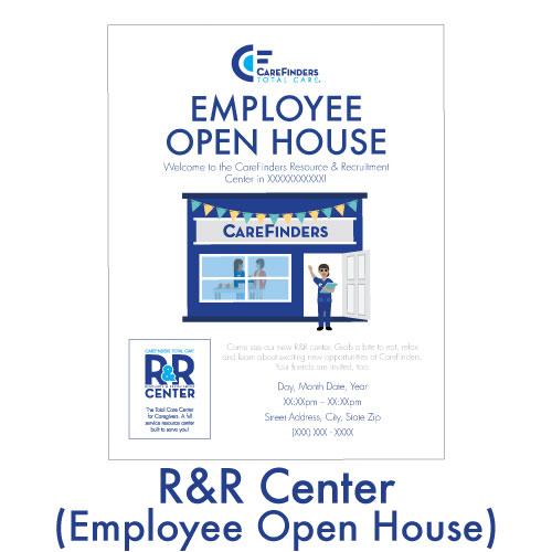 R&R Center (Employee Open House)