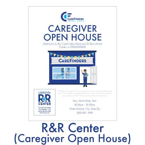 R&R Center (Caregiver Open House)