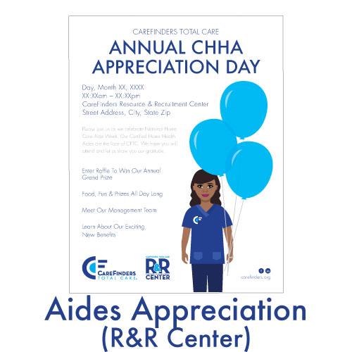 Aides Appreciation (R&R Center)