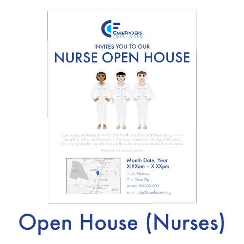 Open House (Nurses)