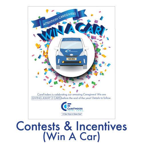 Contests & Incentives (Win A Car)