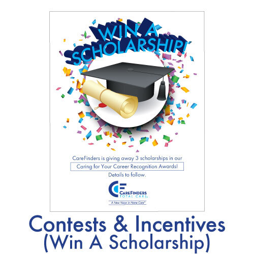 Contests & Incentives (Win A Scholarship)