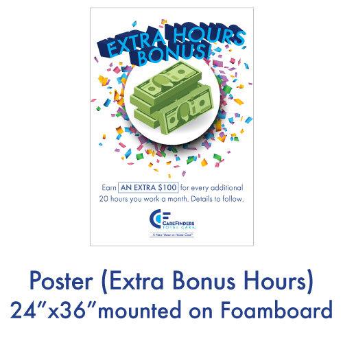 Poster (Extra Bonus Hours)