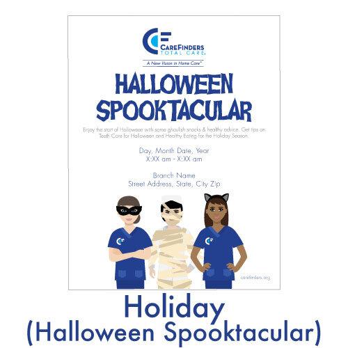 Holiday (Halloween Spooktacular)