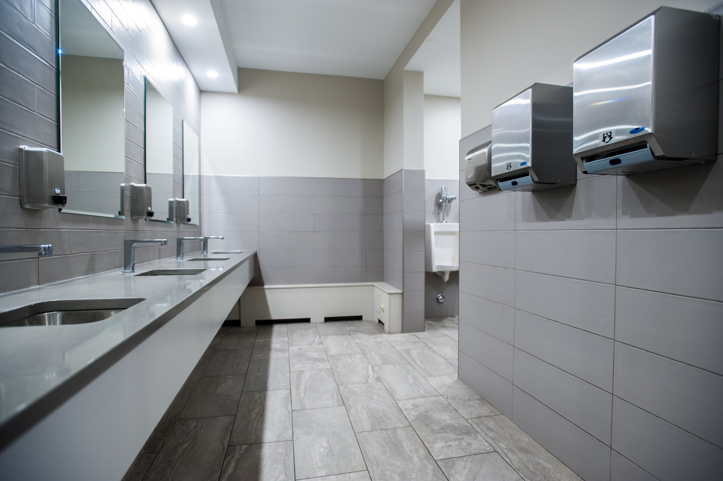 Commercial Floor & Wall Tile
