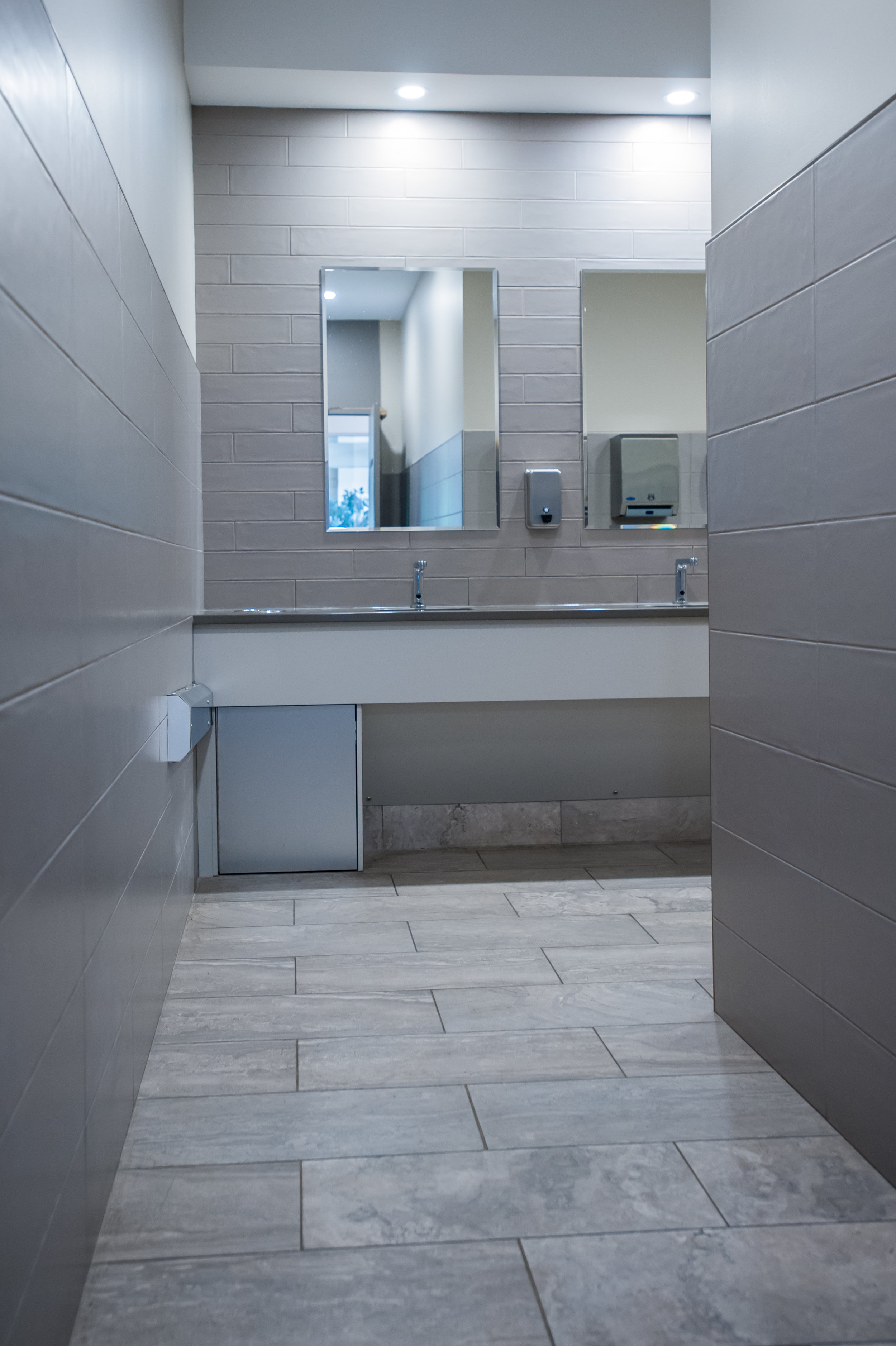 Commercial Wall & Floor Tile