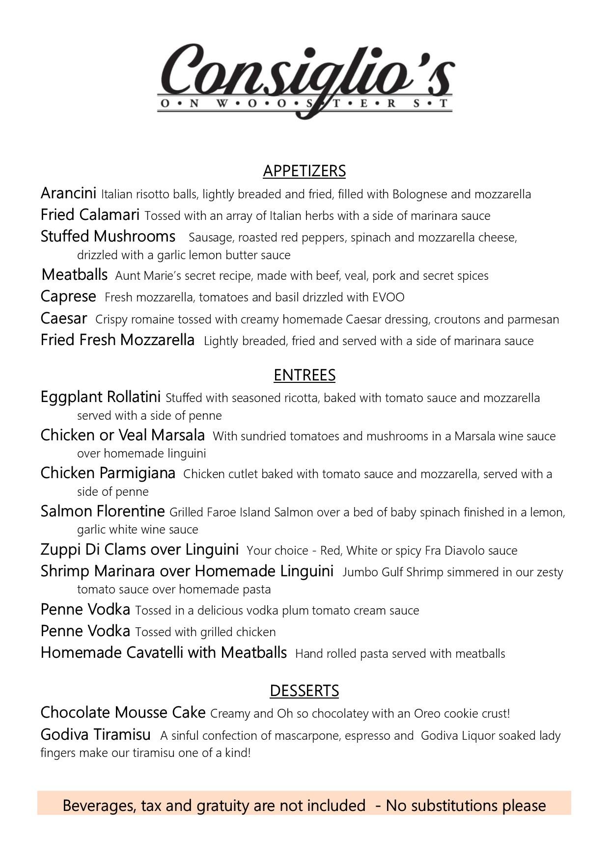 Dinner Theatre Prix Fixe menu dinner only 2017.jpg
