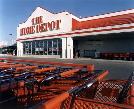 home depot NNN