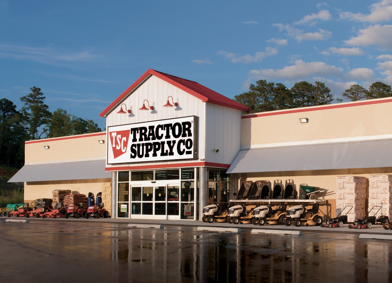 Tractor Supply NNN 1031 Properties