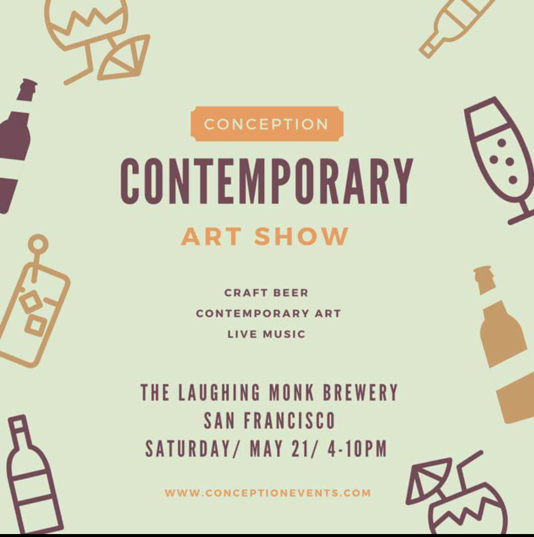 I will, of course, have some new work to show as well some old favorites!   I will also have some giveaways for anyone who buys a ticket to the show!     Buy Tickets Here      Stay tuned for more exciting updates!