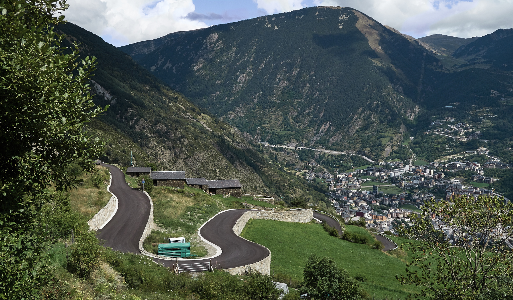 Andorra or Shangri-La. Photo:  Antton Miettinen.