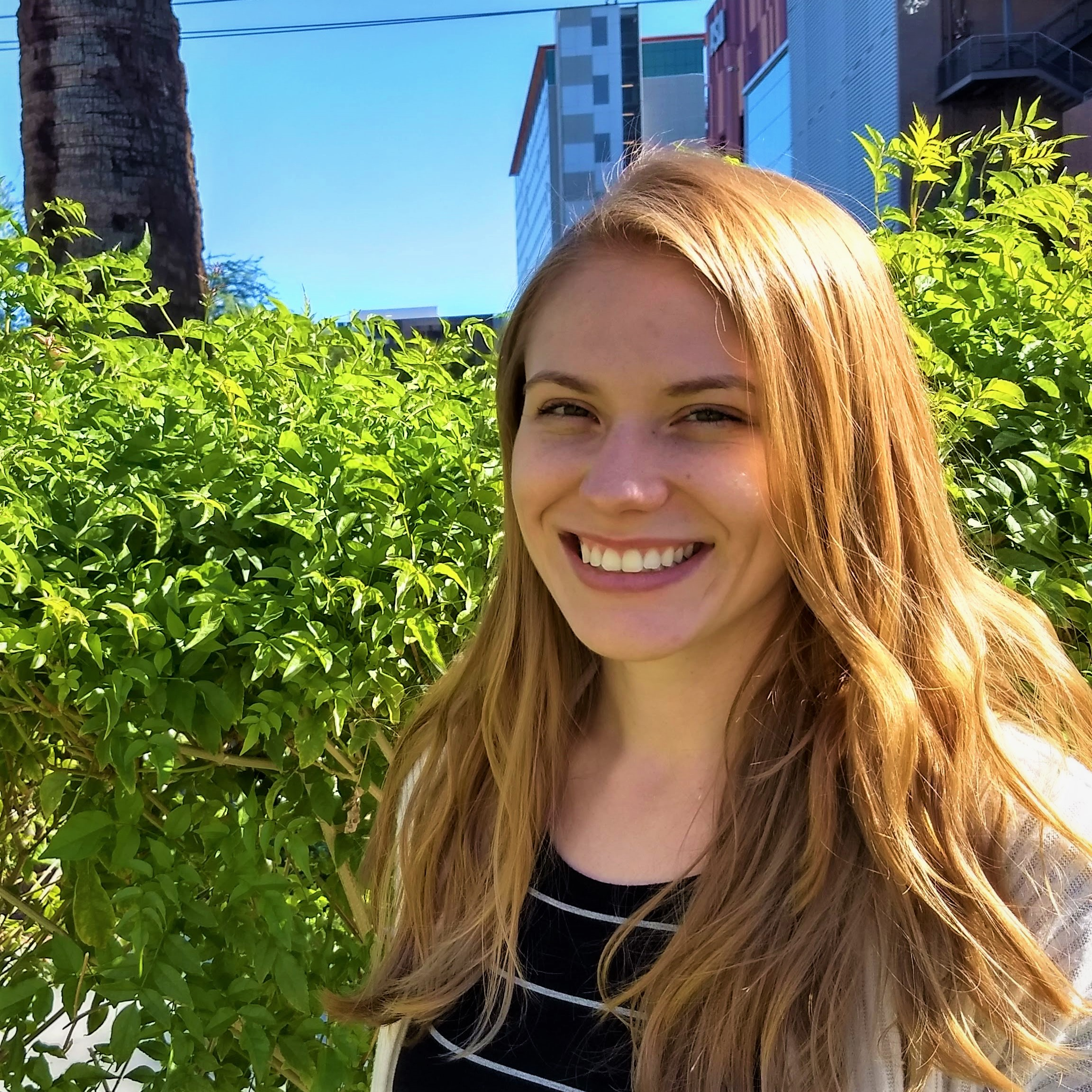 Elizabeth Hatch Mody   Research Specialist   Elizabeth joined OFY in August 2018 as the Research Specialist, supporting the team in data management and data-driven decision making. Elizabeth graduated from ASU with a master's degree in Social Work and a master's degree in Public Administration in 2018 in hopes of working alongside the community and local governments to build and support programs that are tailored to meet the needs of diverse migrant populations. As a doctoral student in the ASU School of Social Work, Elizabeth studies global social work, cultural identity formation, and equity in access to resources and opportunities for migrant people. Along with OFY's partnering agencies, Elizabeth aims to help the diverse youth in Arizona enter gainful and meaningful education and employment pathways.    Elizabeth.Hatch@asu.edu      (602) 935-0689
