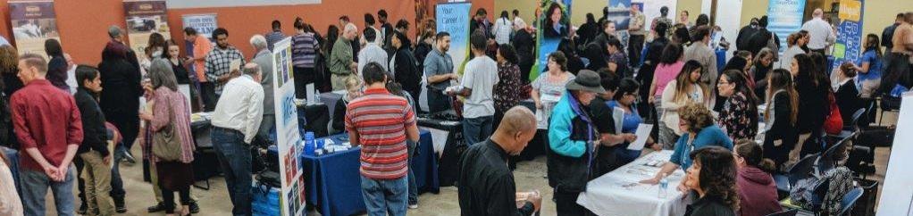 Neighborhood Ministries Spring Job Fair