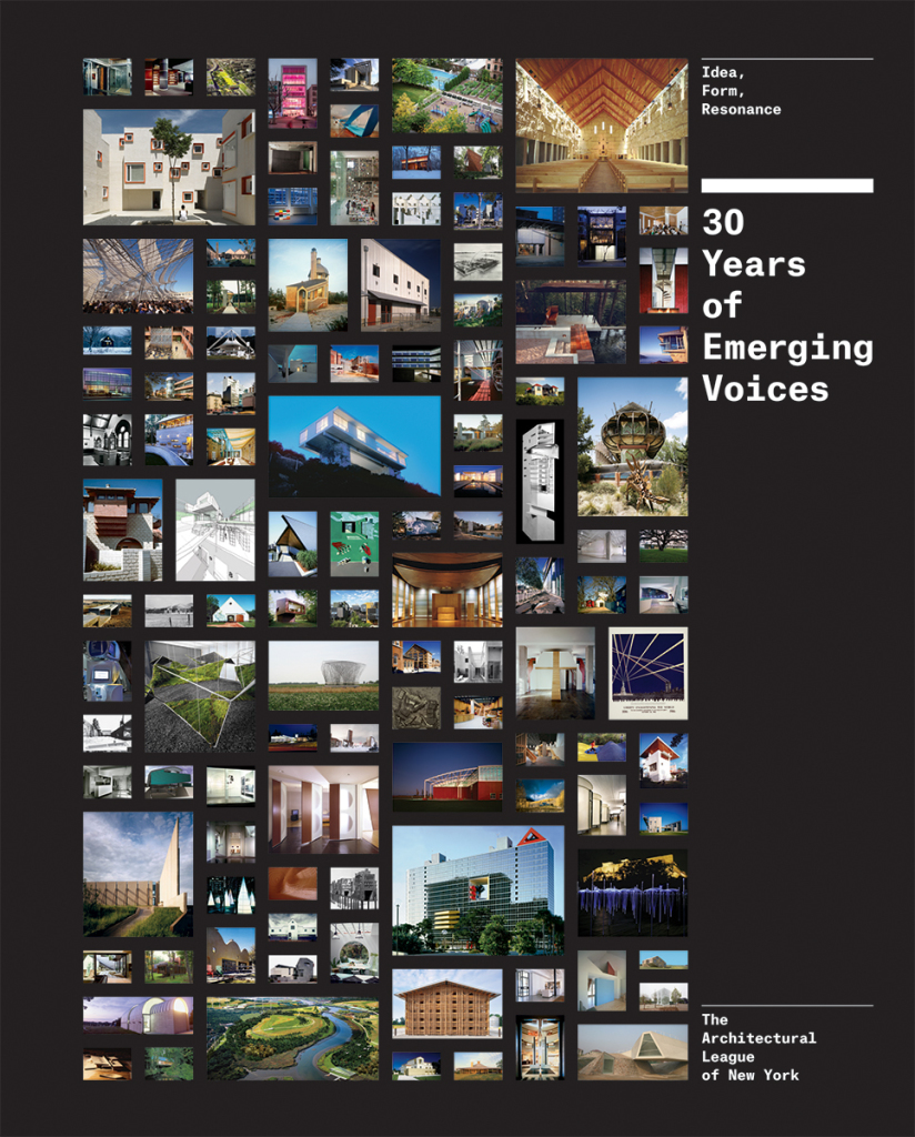 30 YEARS OF EMERGING VOICES: IDEA, FORM, RESONANCE  06/15
