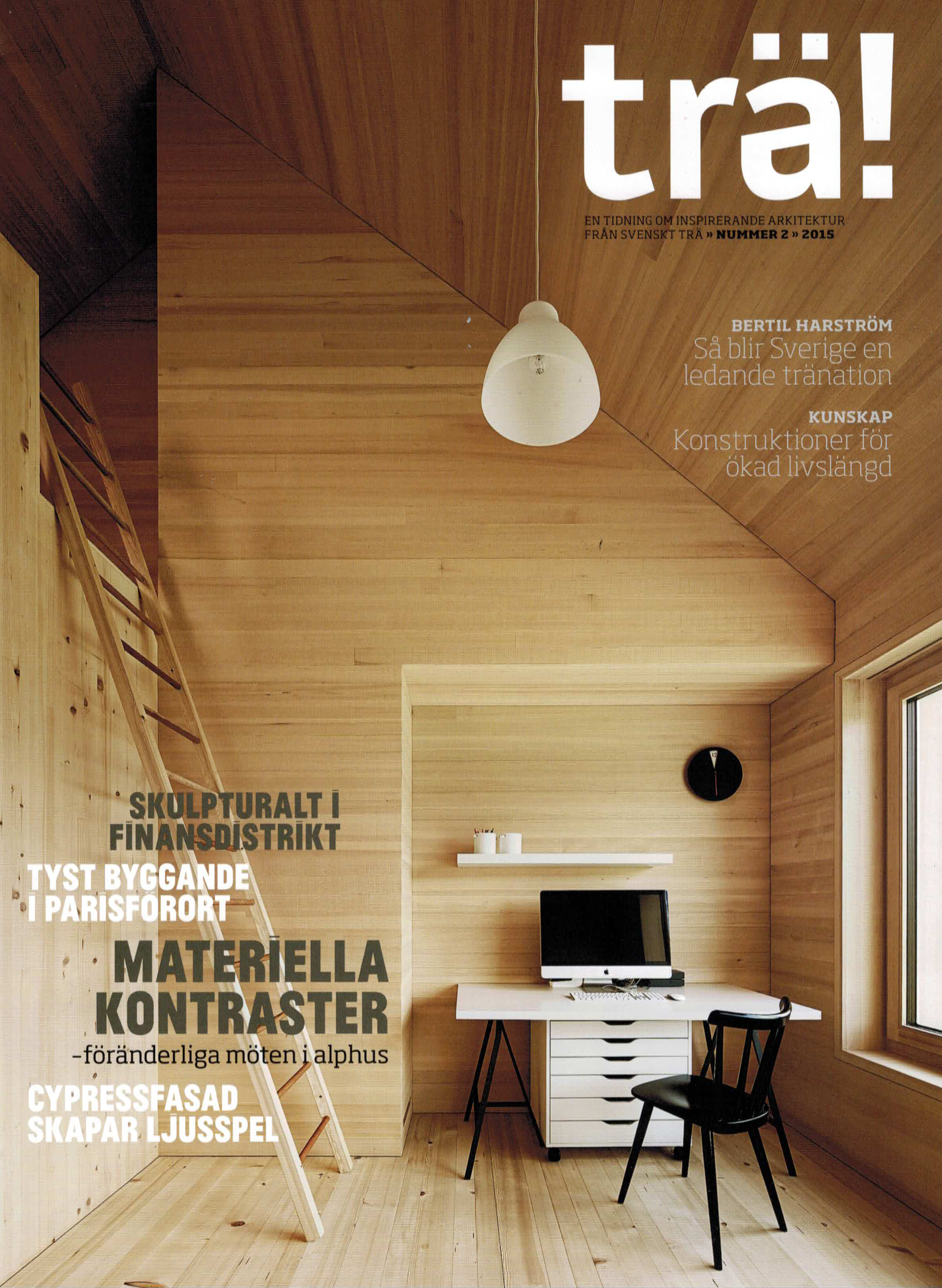 TRA! MAGAZINE  No. 2 / 2015