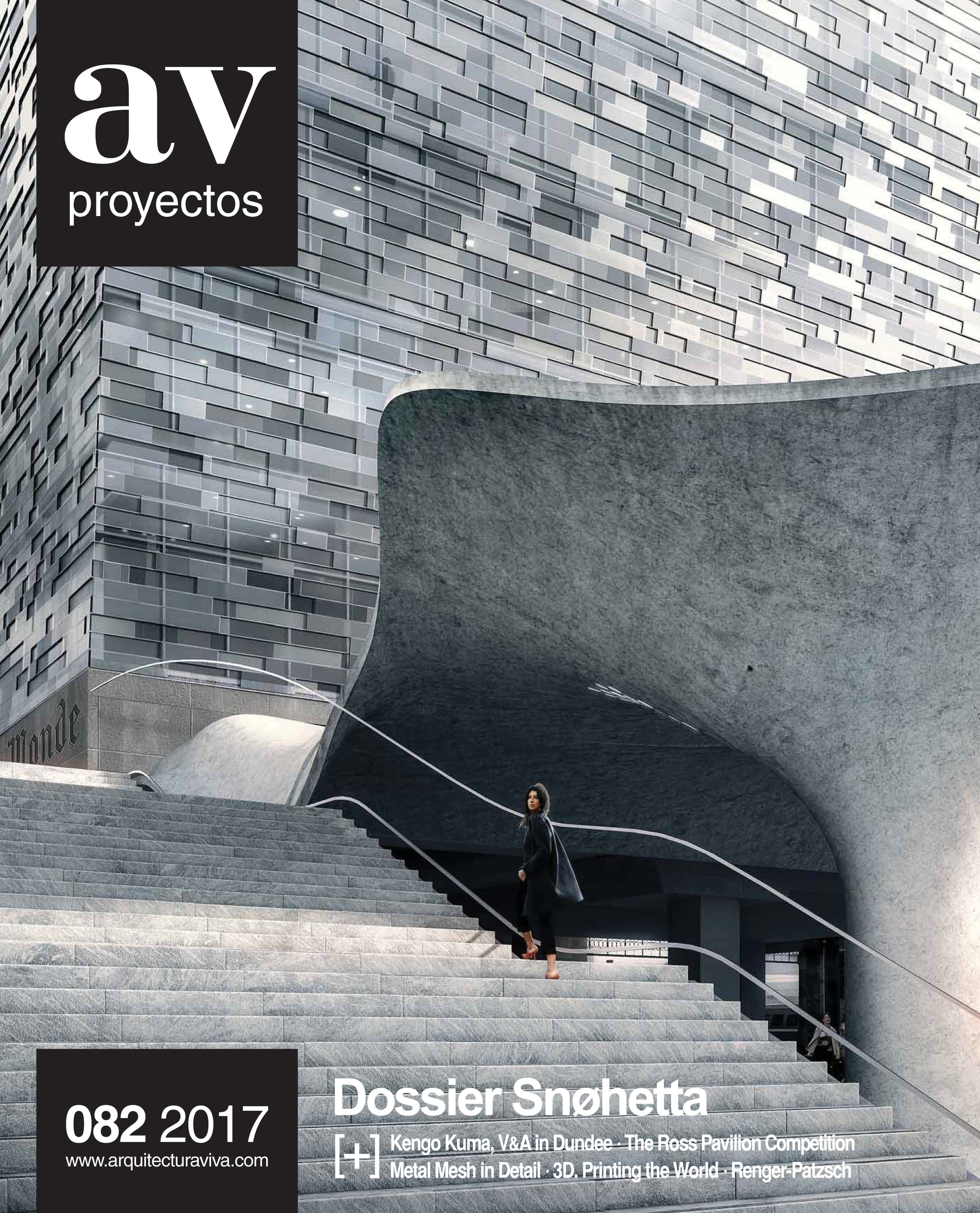 AV PROYECTOS ISSUE 82 / 2017