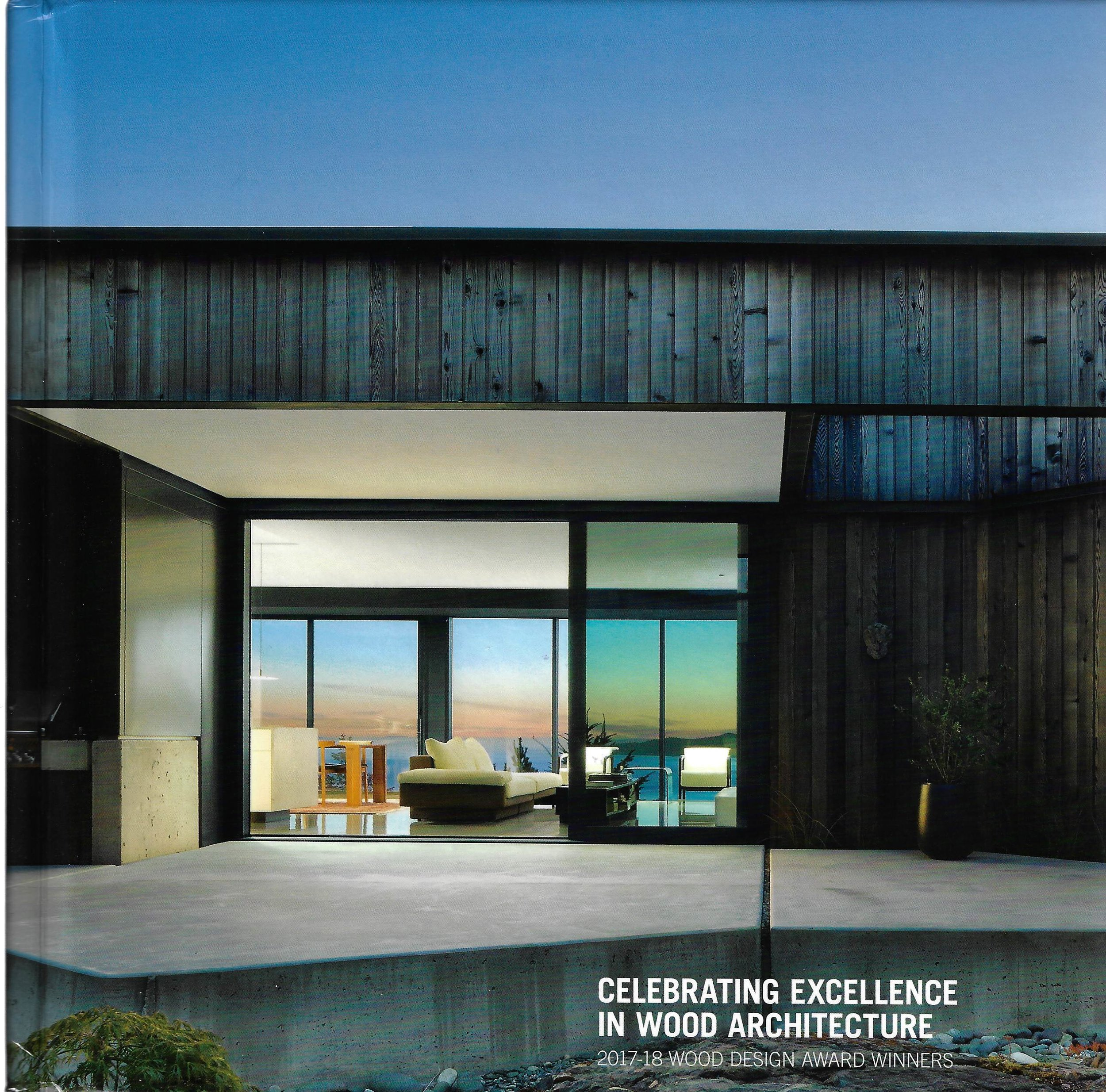 CELEBRATING EXCELLENCE IN WOOD ARCHITECTURE 2
