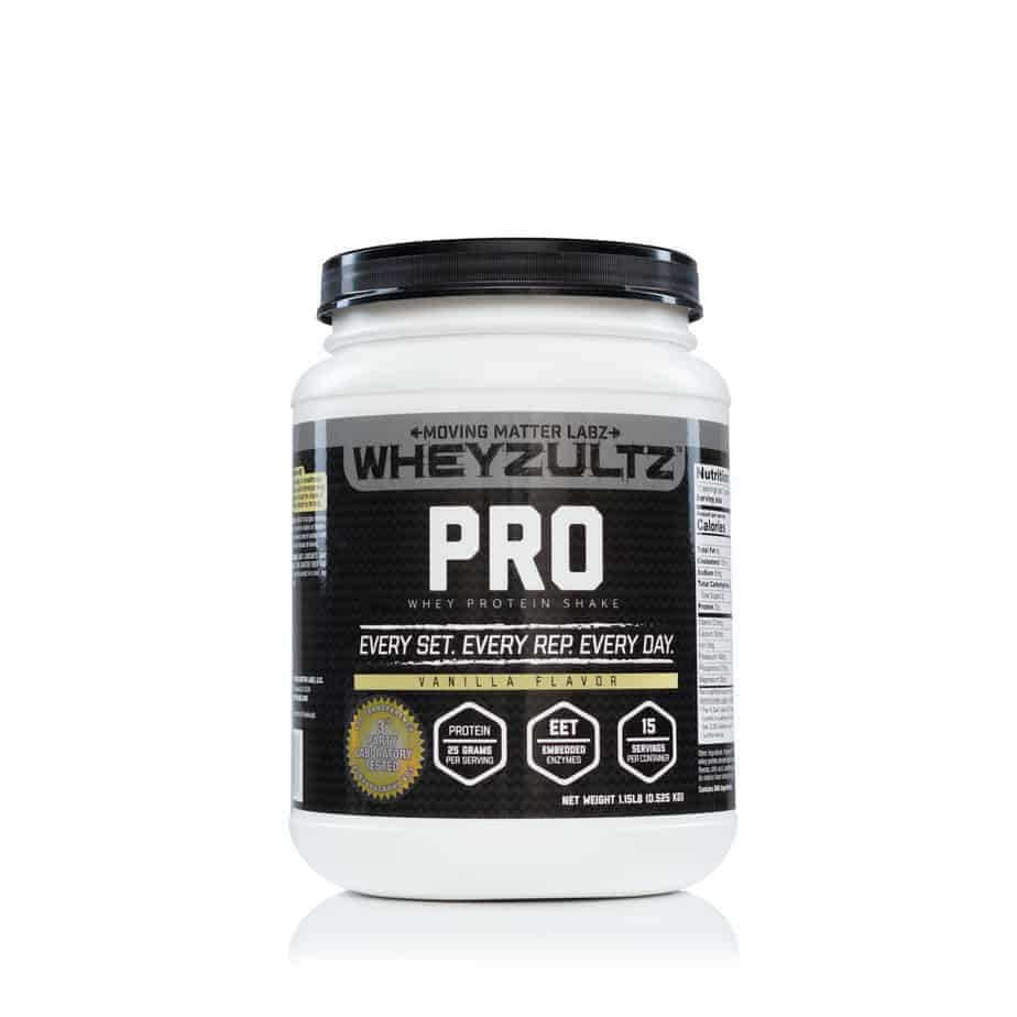 Wheyzultz Pro - $22.99 - Post-Workout & Recovery Drink