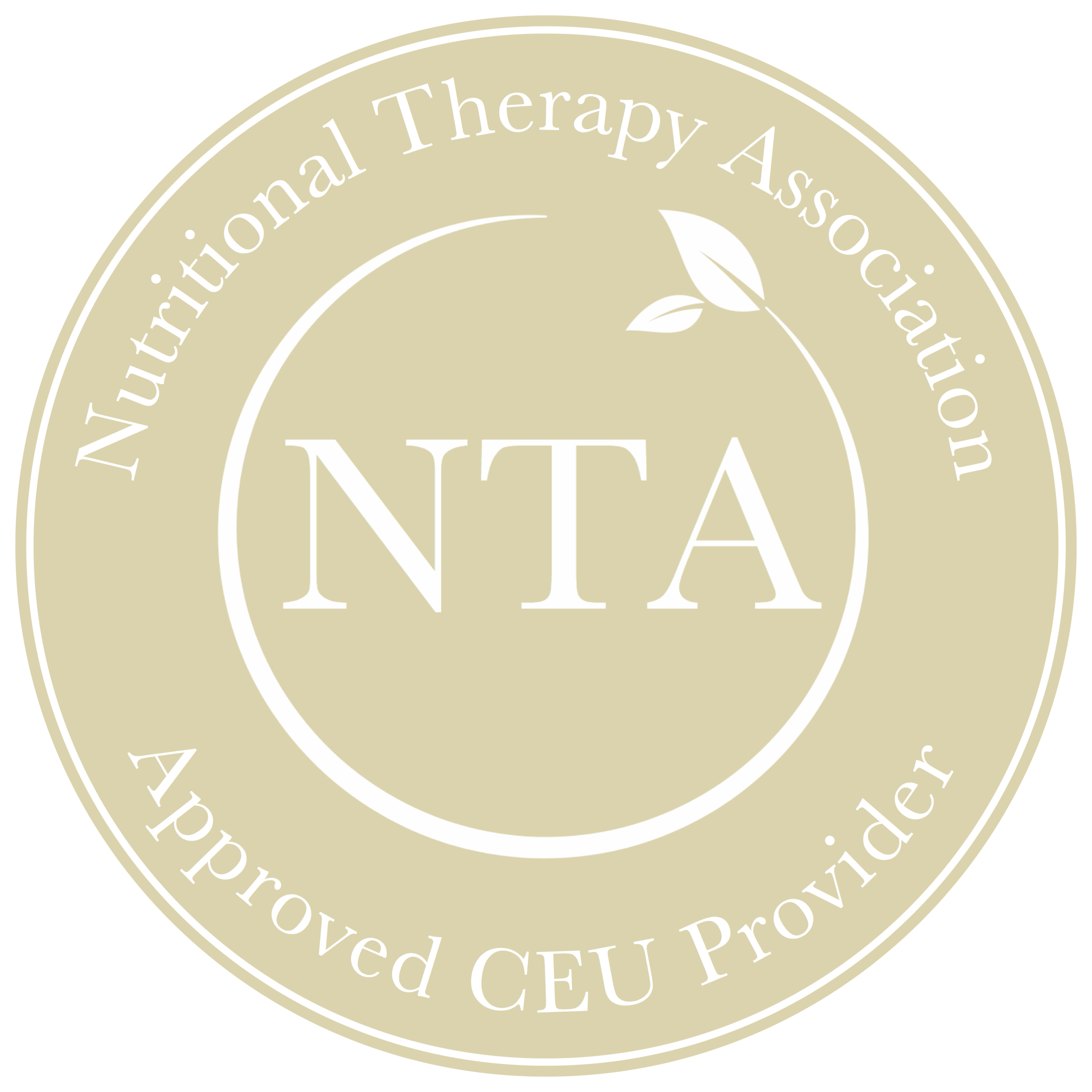 Foundations in Western Herbalism approved for 24 CEU credits by the Nutritional Therapy Association