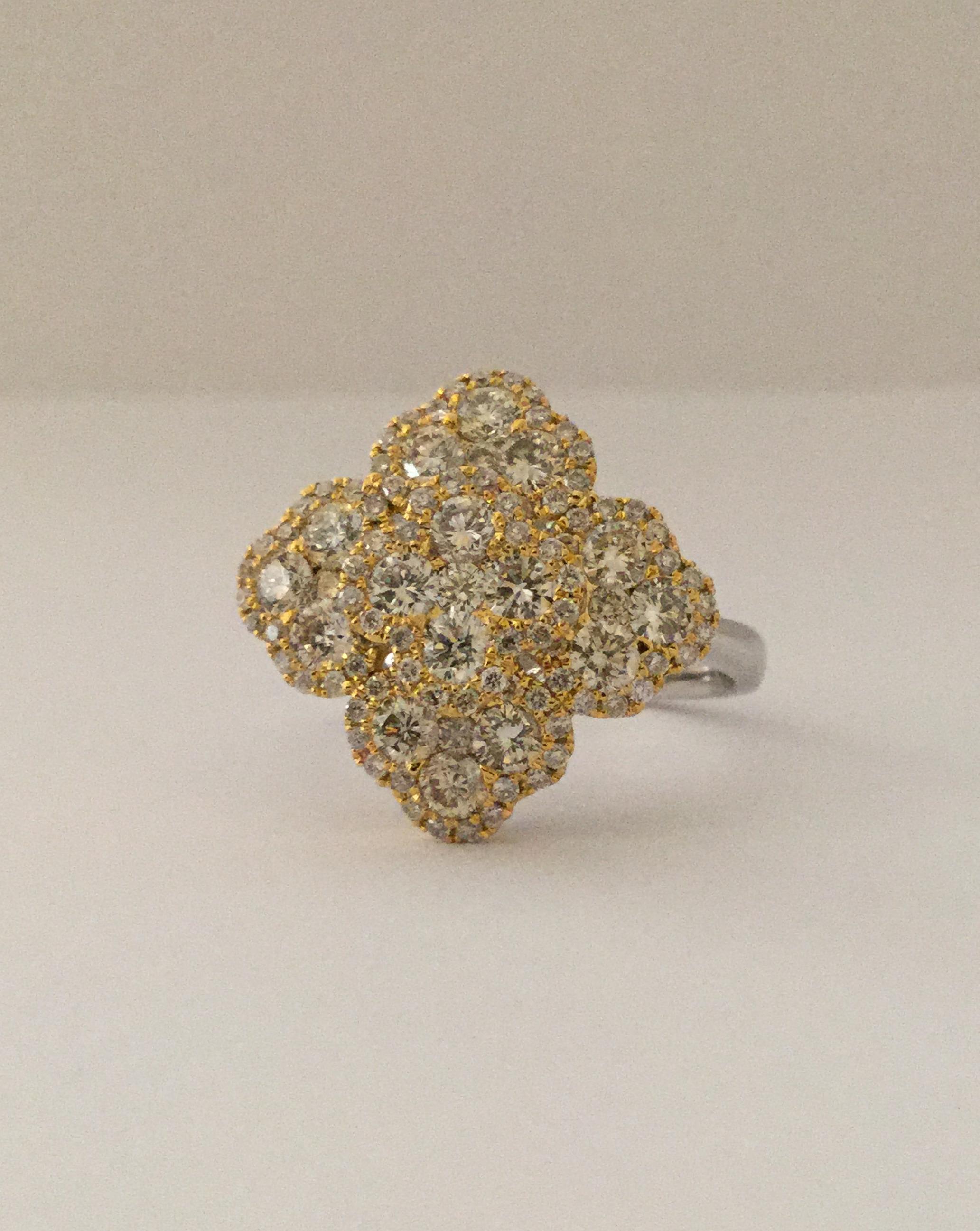 1.46 Carat Diamond Ring