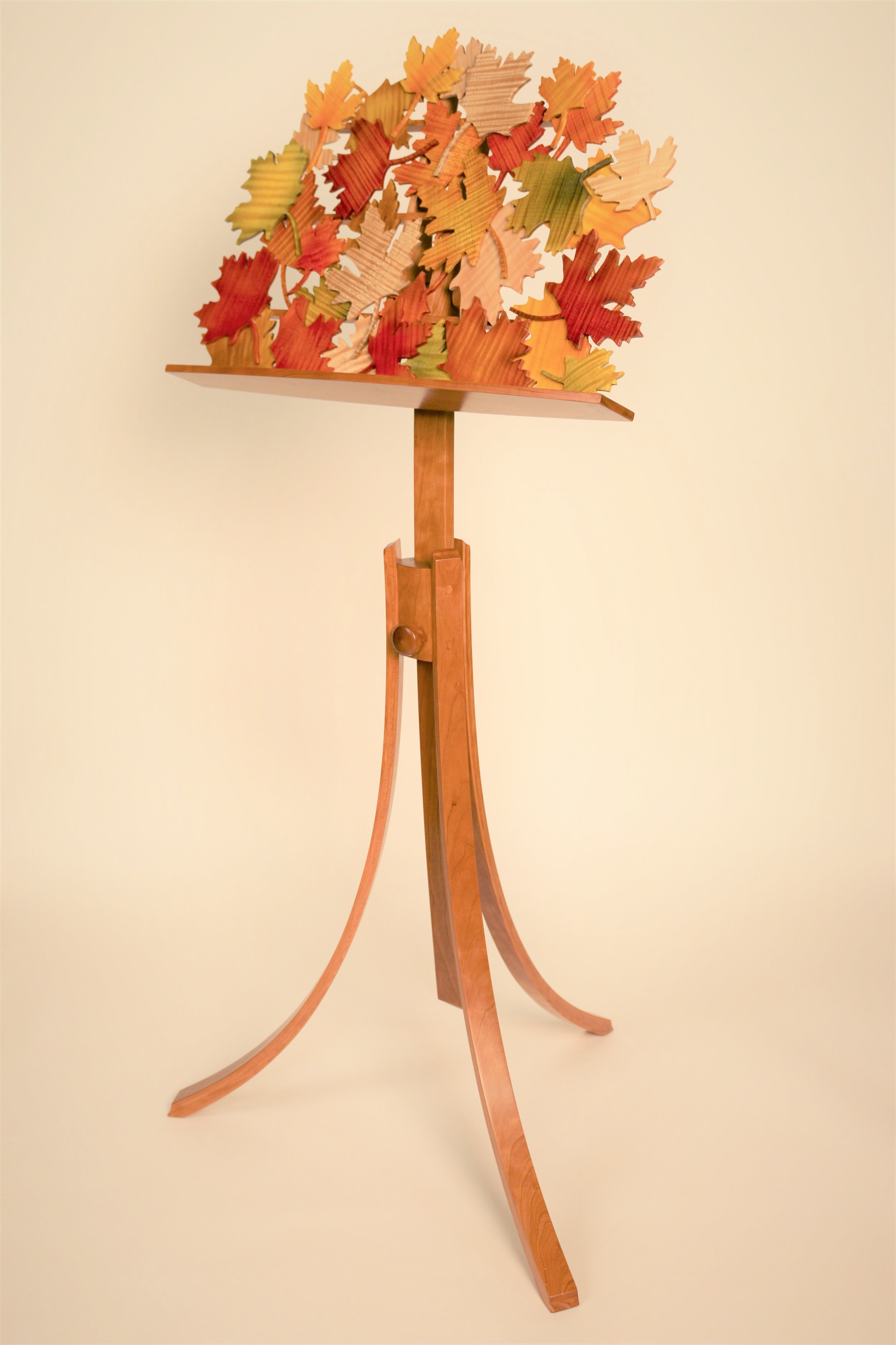 Autumn Leaves - Cherry Stand