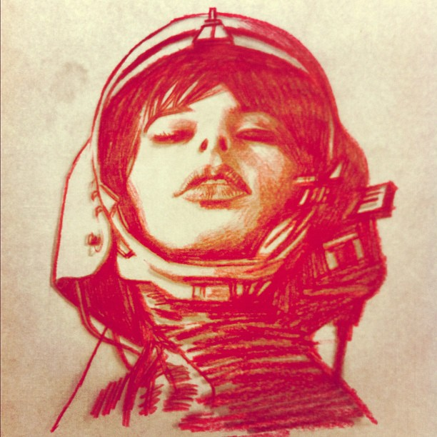 Spacer Woman