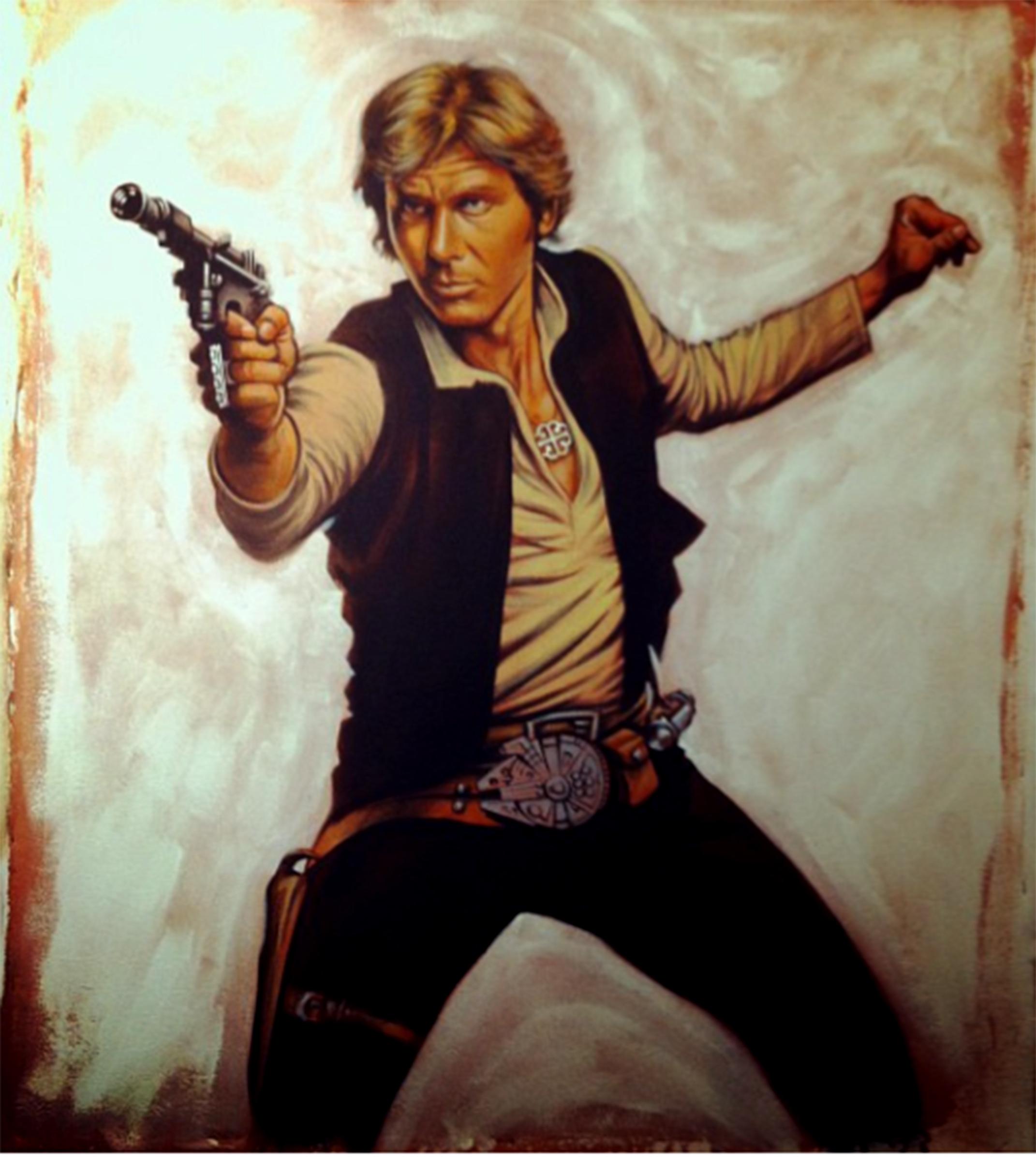 low res Han Solo