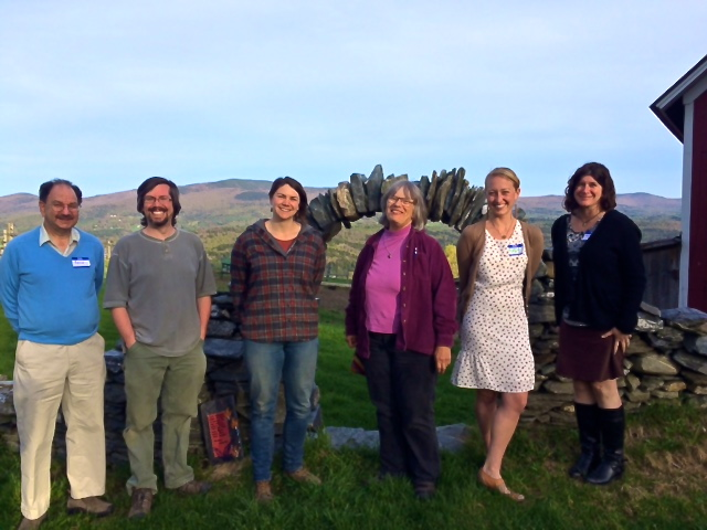 Annual Retreat 2018, Knoll Farm in Waitsfield, VT