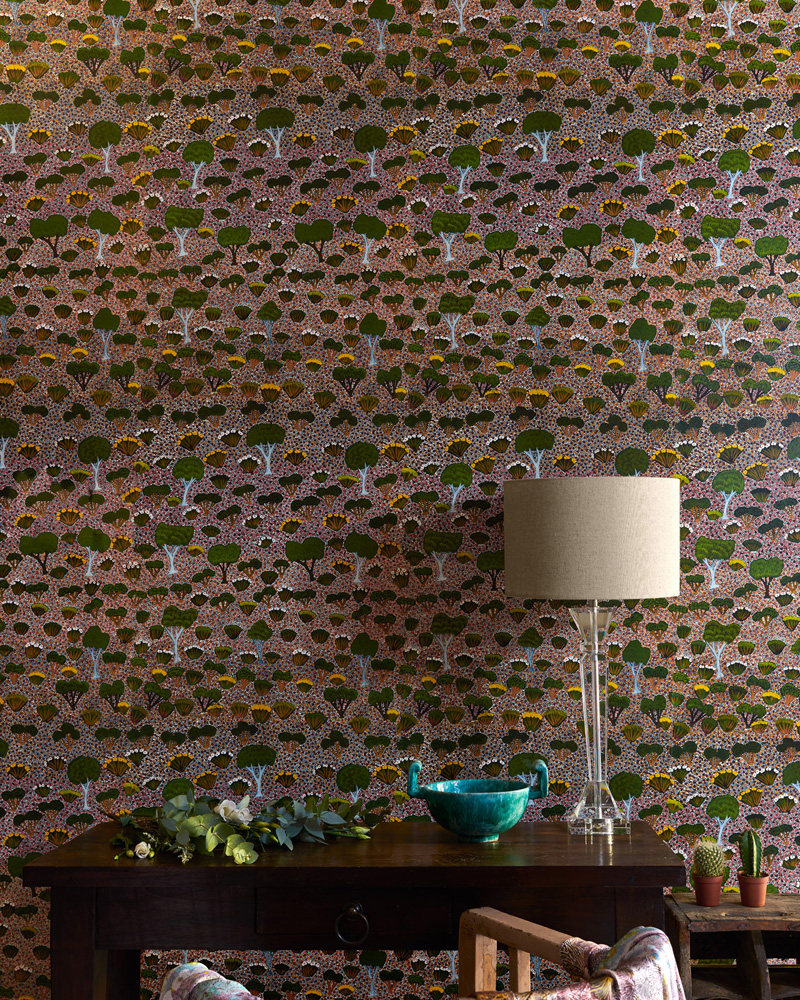 Abby Joy Designs for Bay Gallery Home, Australian Aboriginal Wallpaper WIN Award 2017.jpg
