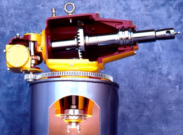 Wind Machine Gearbox