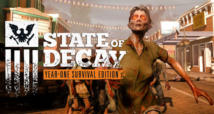State of Decay: Year One Survival Edition / 2015
