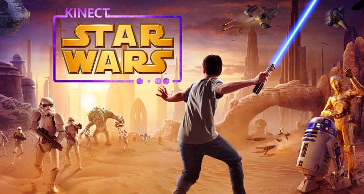 Kinect Stars Wars / 2012