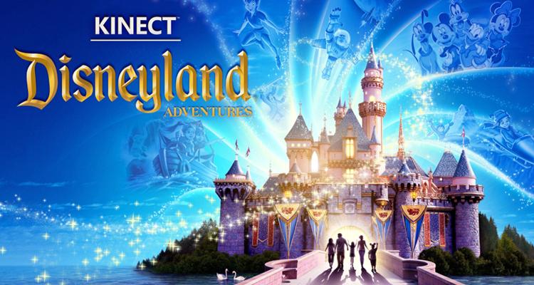 Kinect Disneyland Adventures / 2011